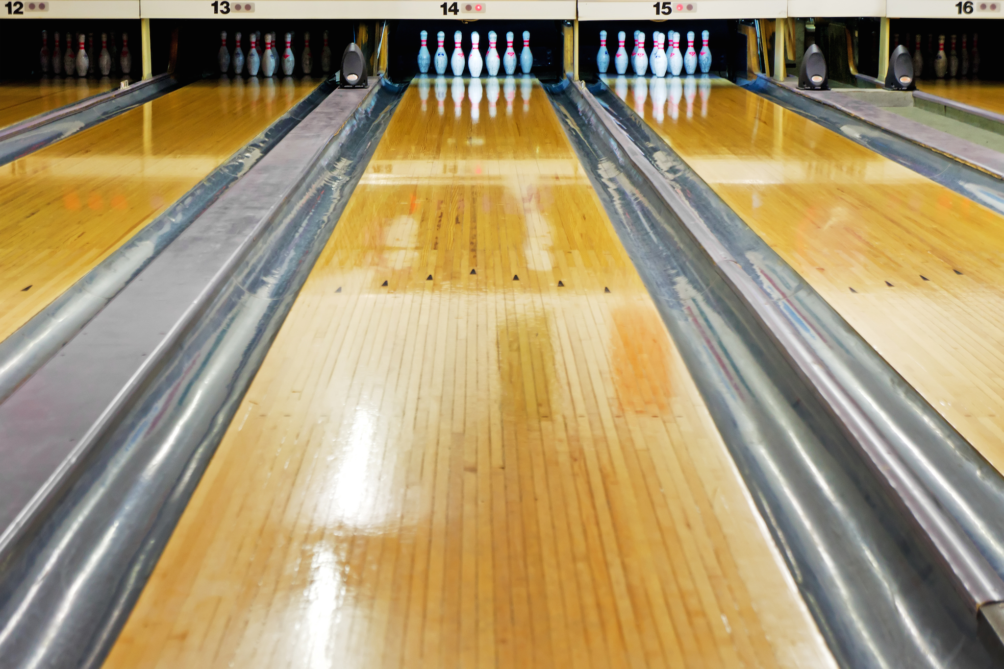 Bowling Alleys and Centers