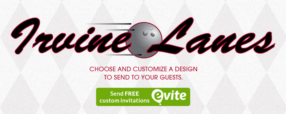 Evite Webpage