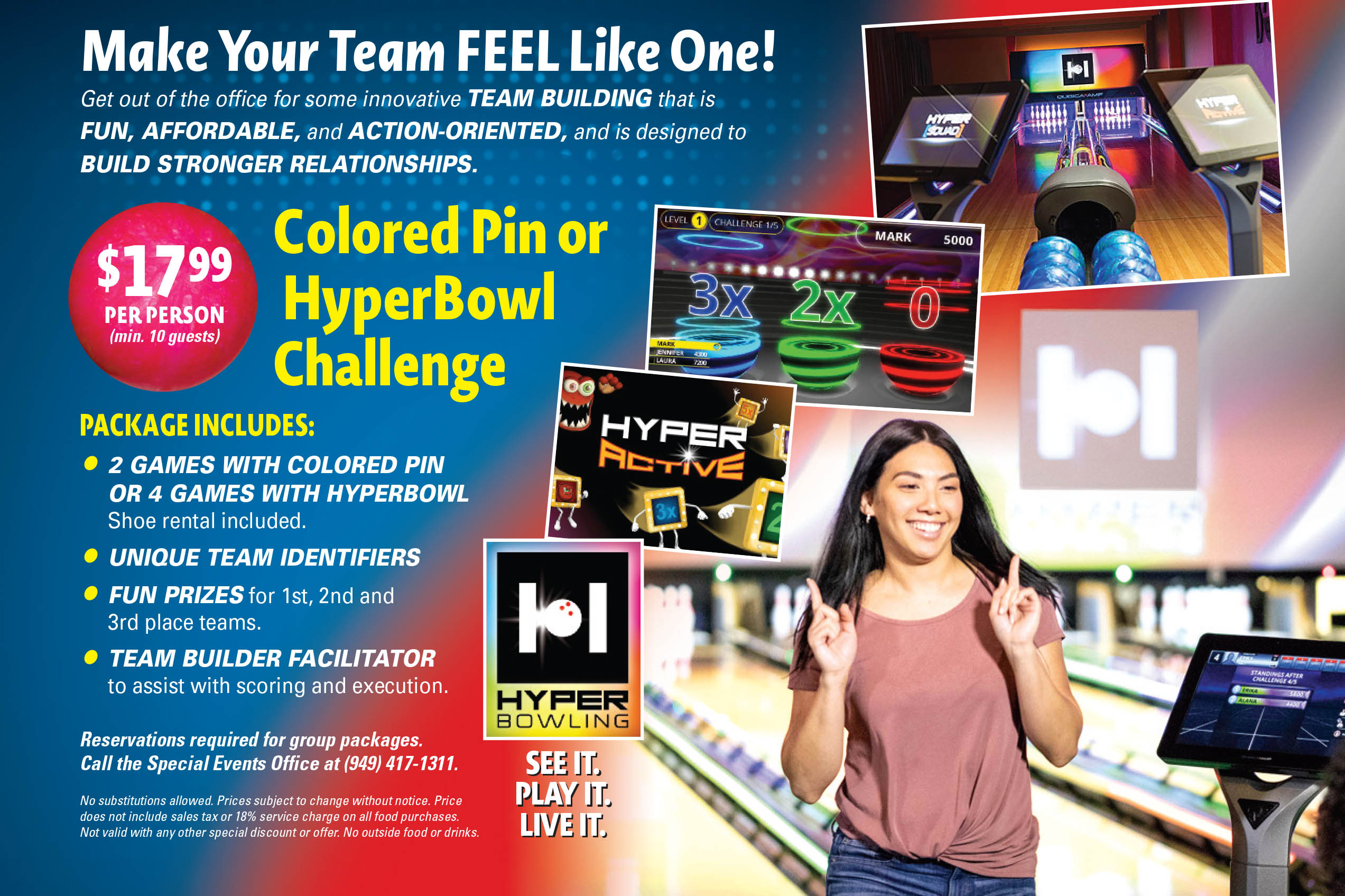Ordinaire Colored Pin Or HyperBowling Challenge